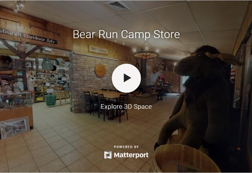 Virtual Tour for Bear Run Campground